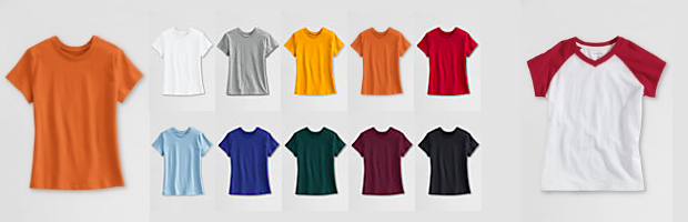 mar13 lands end tees