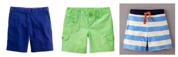 apr13 short list of shorts