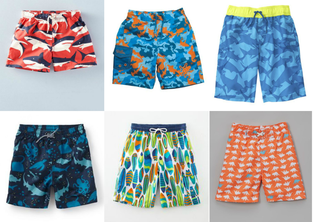 2016 swim guide boys board shorts